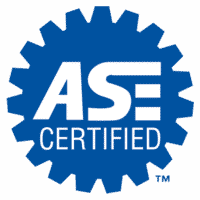 Certified by ASE